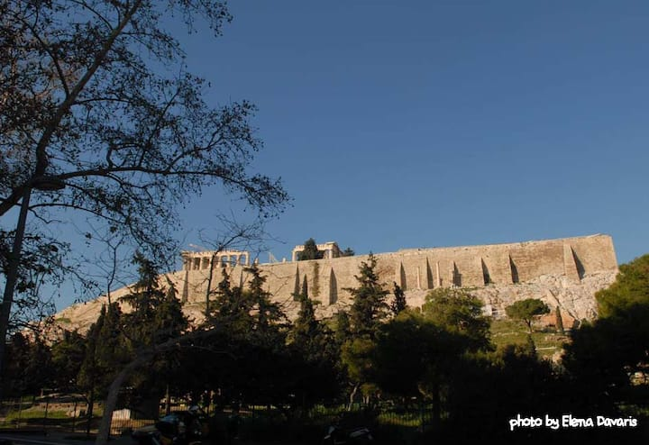 Studio with Loft near Acropolis