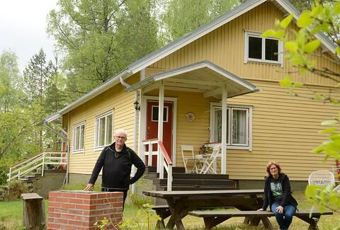 Hamina  B&B Homestay Pyhältöjärvi Lake