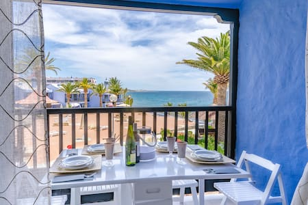 Extra luxury beachfront apartment with  2 bedrooms - Maspalomas - Wohnung