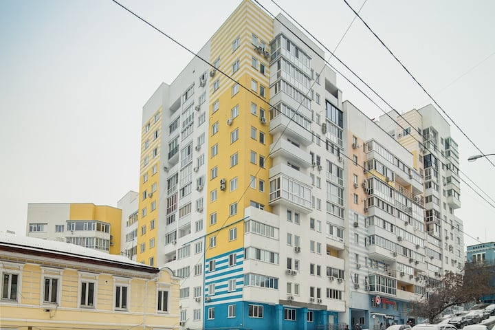 Однокомнатная квартира. Алексея Толстого, 70