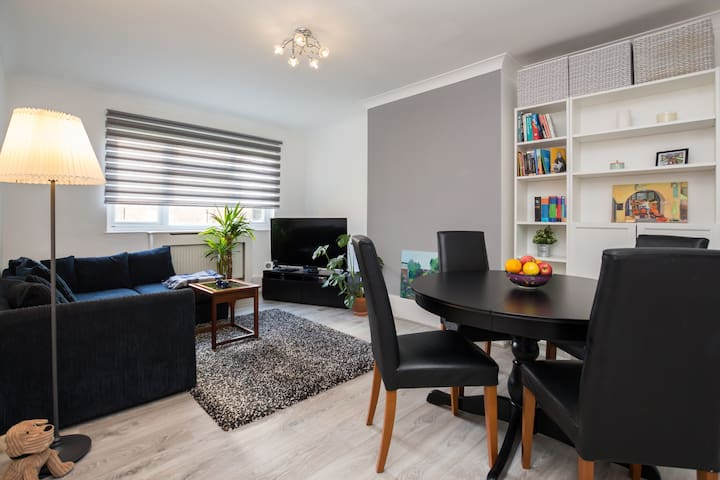 Professionally Managed Newly Refurb Apt,Shoreditch