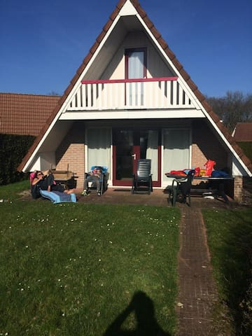 Recreatie bungalow te huur - Zwiggelte - Bungalow