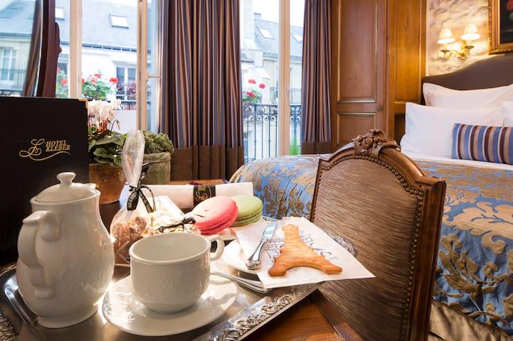 Classique club Hotel Kleber Champs Elysees Eiffel