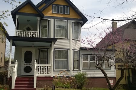 Downtown Victorian Perfect Location - Haus