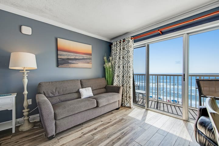 5th Floor Comfortable Studio, Steps To The Beach, Close To Entertainment