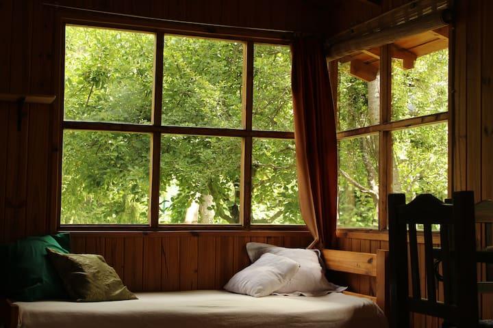 Auténtica cabaña de madera - San Carlos de Bariloche - House