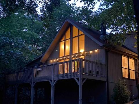 Luxury Glamping @ the Honey House