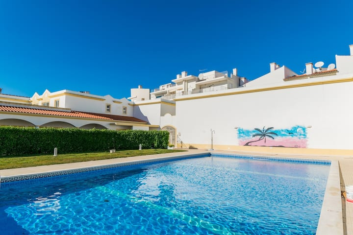Nance Green Apartment, Olhos de Agua, Algarve
