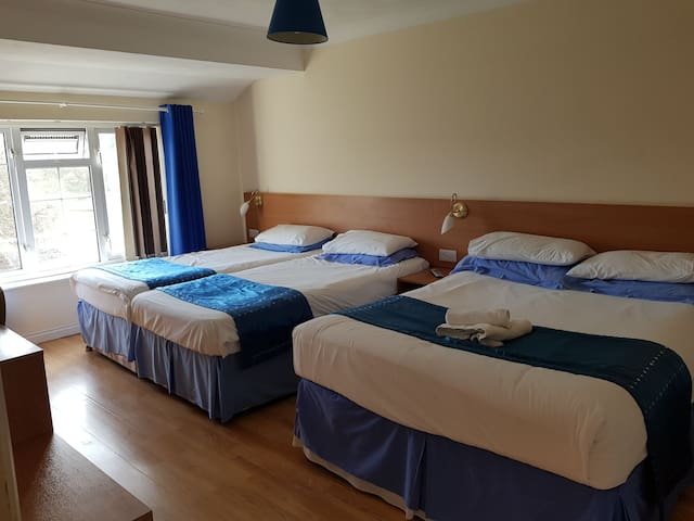 Bed and Breakfast at Stansted Inn