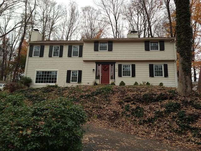 2 Bedrooms in New Hope Boro Colonial Home - New Hope - Dom