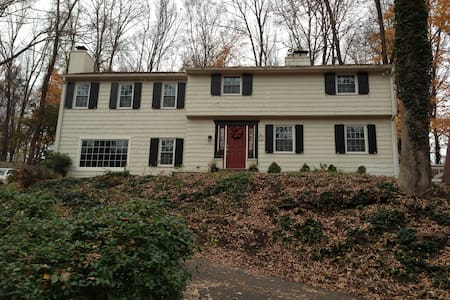 2 Bedrooms in New Hope Boro Colonial Home - New Hope - Casa