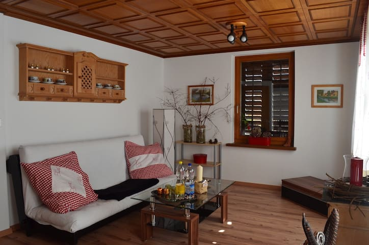A wonderful little holiday flat - Walenstadt - Huoneisto