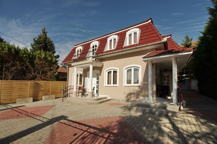 Csigakert Apartman Gyula