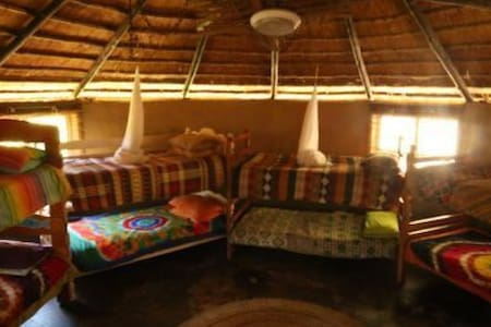 A RUSTIC STAYOVER, Wakka Wakka - Dorm