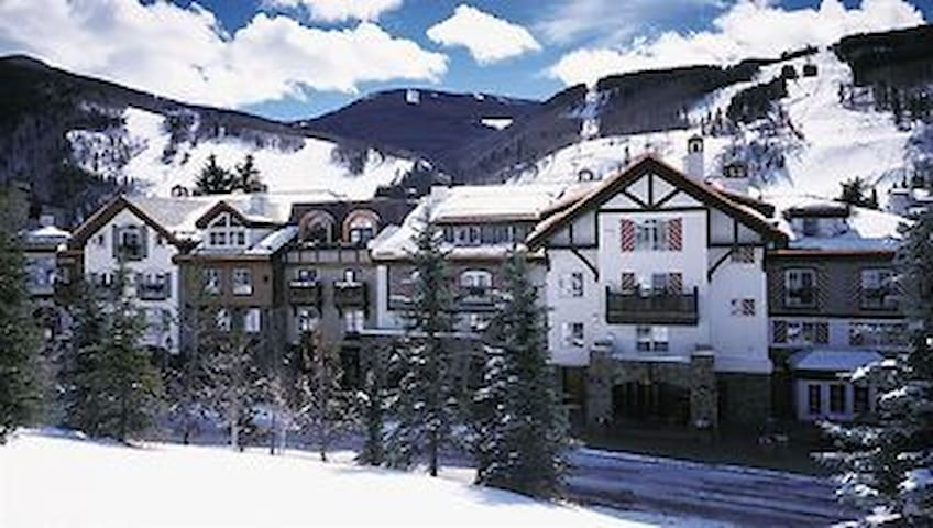 Ski weeks in a 3 bedroom condo at Vail