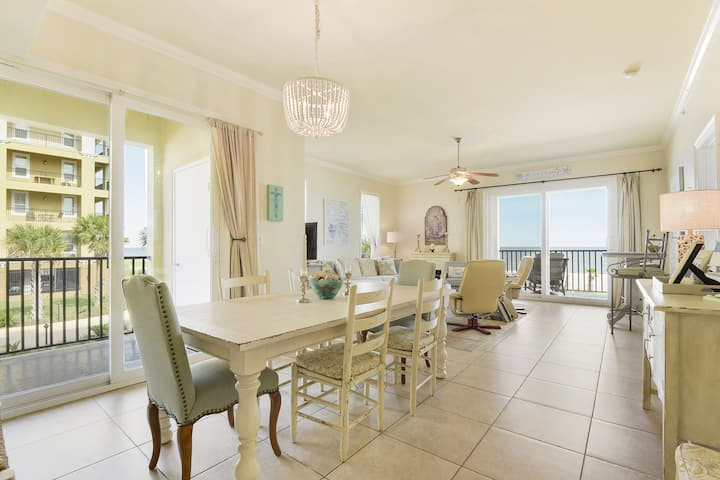 Inn by the Sea Luxury Beachfront Condo
