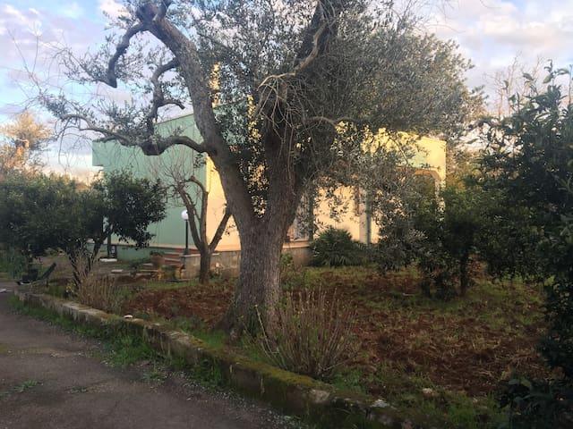 Casa in Campagna in Salento a pochi km dal mare