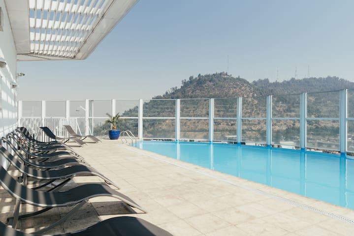 Selma Apartment Suite Full Premium - Providencia - Lakás