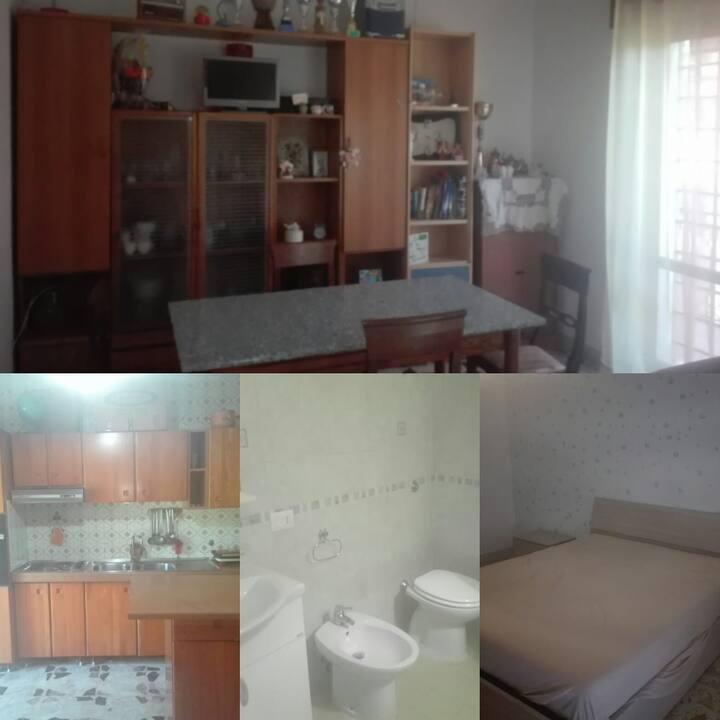 Appartamento ristrutturato con 4/5 posti letto