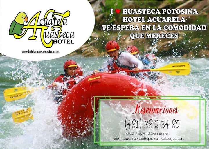 Hotel Acuarela Huasteca