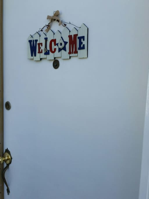 """""""Welcome to my humble abode"""""""