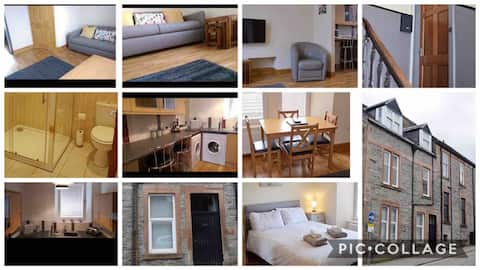 Taylor View - Dunoon Luxury Town centre apartment