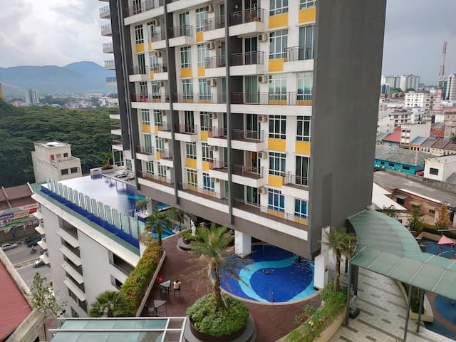 Ipoh Majestic  B11 (Poolview - 2 Rooms)