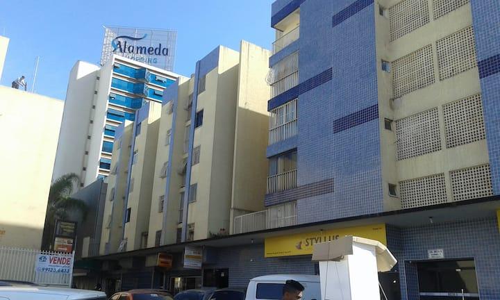 Apartamento confortável - Excelente localização!!