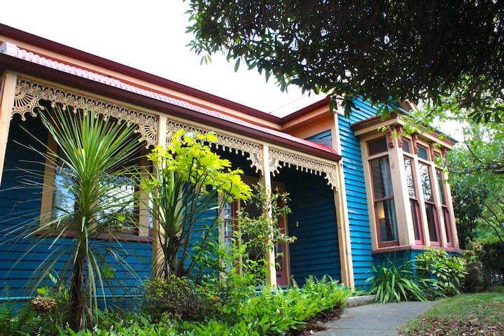 Inner city backpackers villa (Room 17) - Christchurch