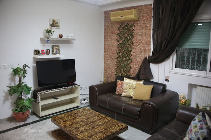 Bel appartement à Ennasr 2, tunis