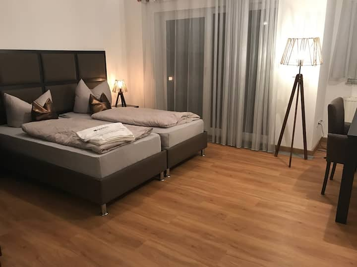HARBOUR Business-Apartment in Karlsruhe-Rintheim