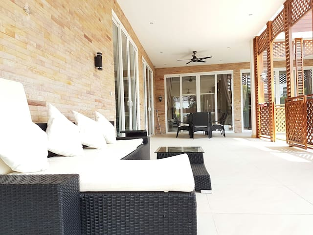 3 Bedroom Pool Villa In Hua Hin - Hua Hin - Haus
