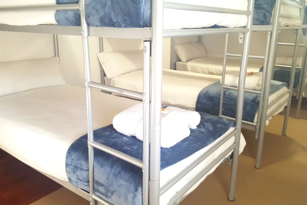 habitación pax 6