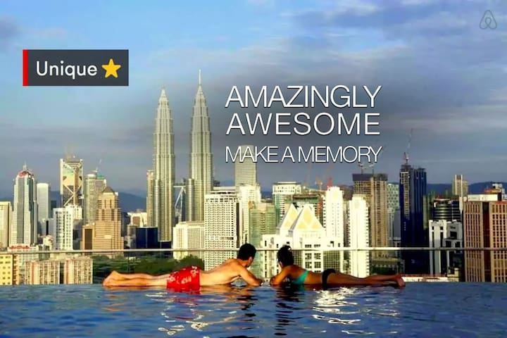 Nice stay at relaxing & quiet room - Kuala Lumpur - Huoneisto