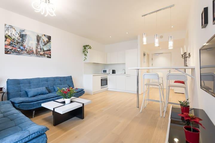 Quartier Belvedere Apartment New