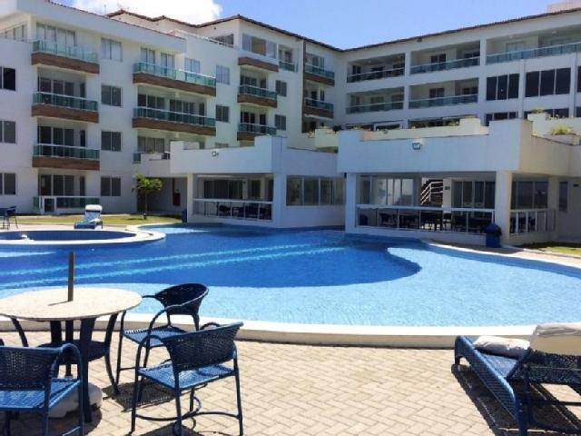 Condomínio Corais de Búzios, Conforto á Beira Mar - Natal - Lägenhet