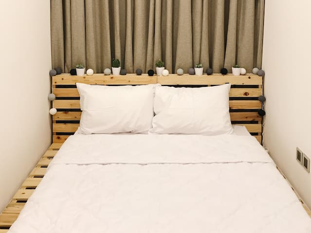 Double Bed - Homestay - Vinhomes Central Park