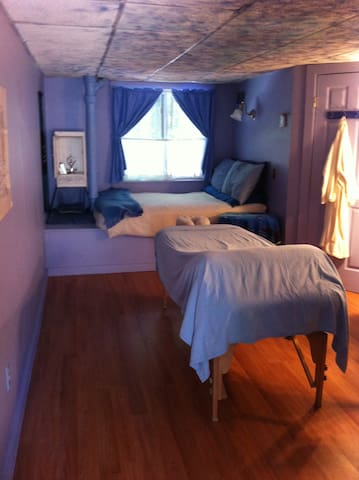 Green Healing Retreat - Brattleboro - Casa