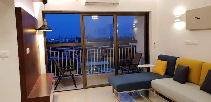 Fully furnished 2 Bedroom  Luxury Apartment