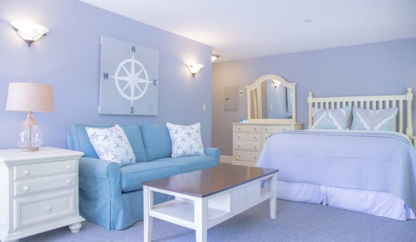 Sheepscot Harbour Village Resort- Lodge Studio 209