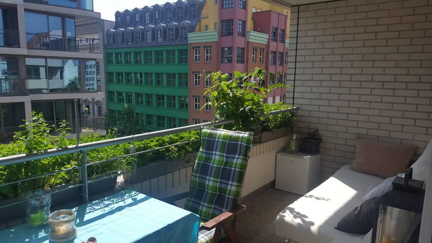 Appartement zwischen Gendarmenmarkt u. Checkpoint
