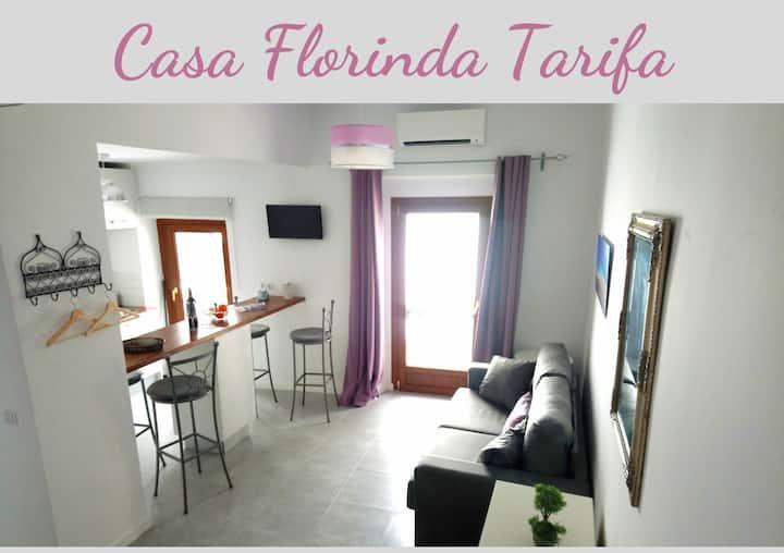Studio ville 30m2 Tarifa centre/clim/Wifi