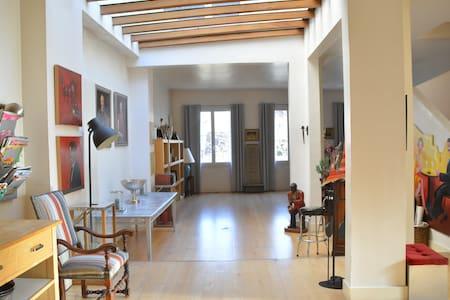 Sublime loft duplex à Marcel Sembat - Boulogne-Billancourt