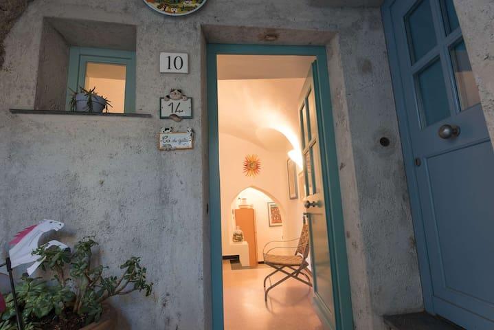 Appartamento Ca di Gatti - Colletta - Leilighet