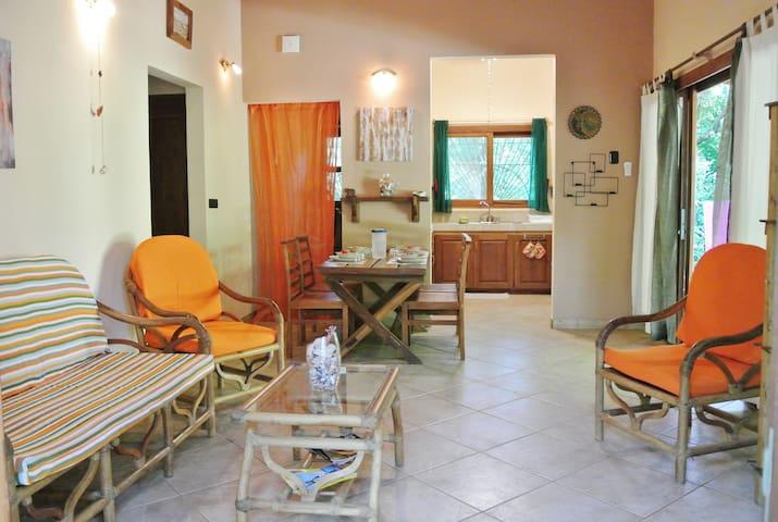 """house Cecilia"" playa Avellanas Costa Rica"
