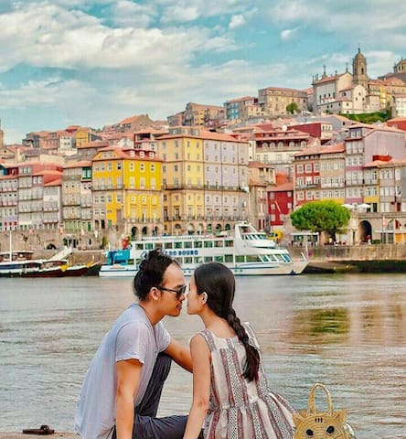 Porto LowCost High Quality  With  free Wifi