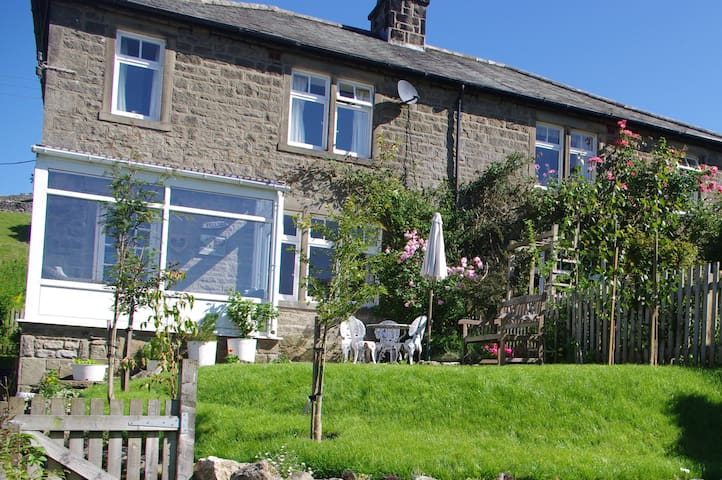 Fellside Cottage - Appletreewick - Huis
