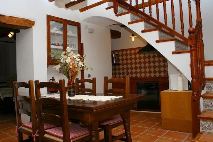 Casa Rural La Vileta - Albocàsser - Dom