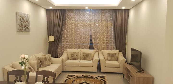 Fully furnished flat for rent at jufair 2 bed room