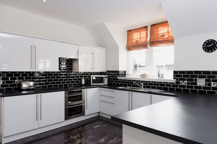 Luxury Apartment within Beamish Hall
